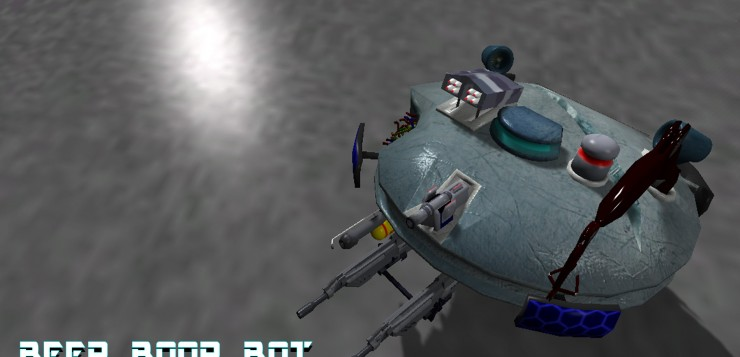 Beep Boop Bot