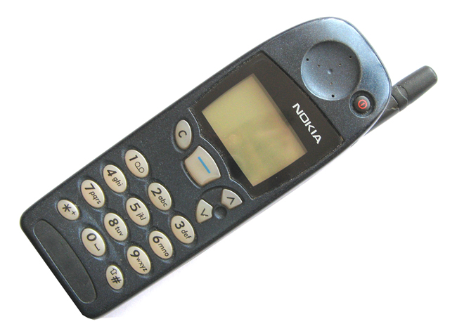 The Iconic Nokia 5110